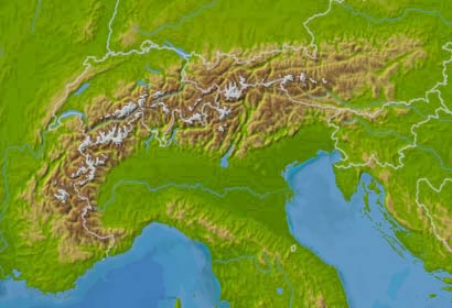 Alba Longa Is Located In Italy Italy Map Topographic Map Italy