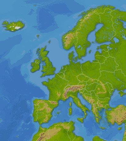 vejret i europa de næste 14 dage