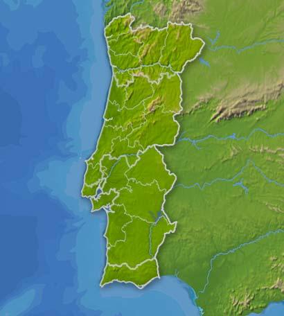 mapa meteorológico portugal Weather stations mapa meteorológico portugal
