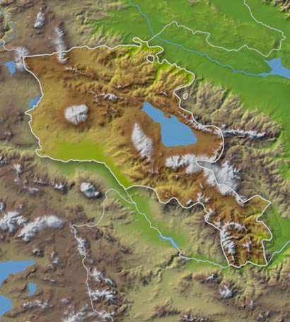 wetter armenien