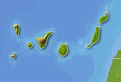 kanarieöarna väder