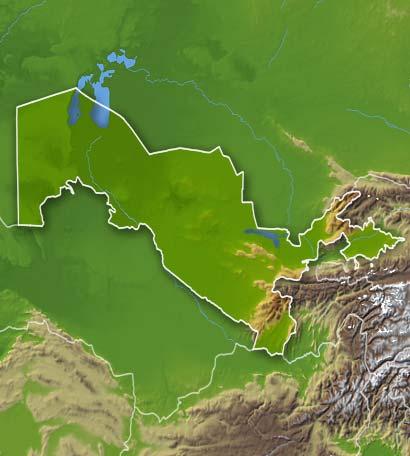 wetter in usbekistan