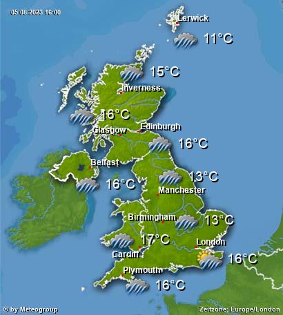 Wetter UK