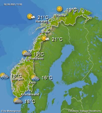 Vær Norge